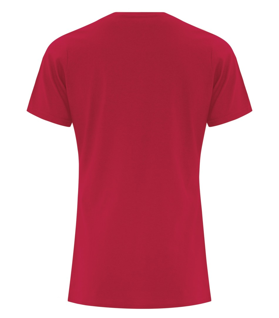 ATC Customizable Ladies T-Shirt- Red Back