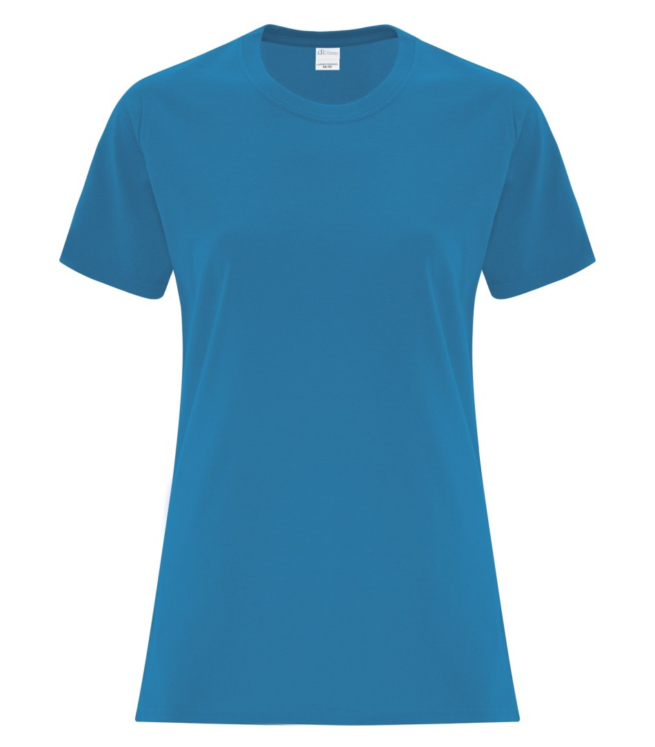 ATC Customizable Ladies T-Shirt- Sapphire