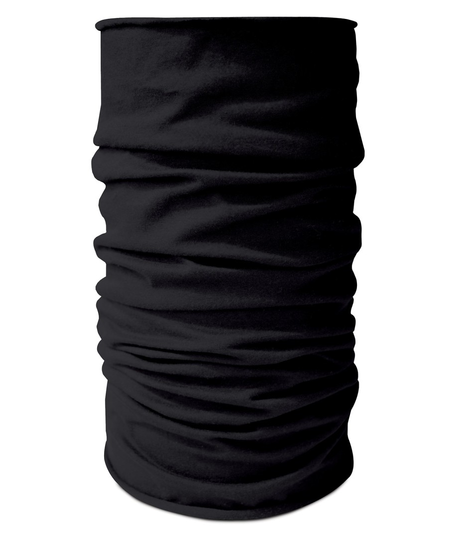 Customizable Gaiter - Black