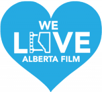 We Love Alberta Film Logo